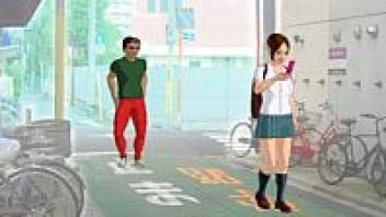 เย็ดบนถนน เย็ดนักศึกษา เย็ด หีนักศึกษาญี่ปุ่น หีนศ