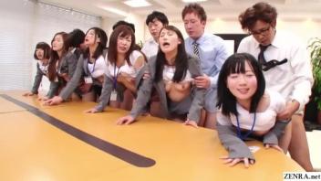 เอากัน เย็ดในบริษัท เย็ดเพื่อนร่วมงาน เย็ดหีสาวญี่ปุ่น เย็ดคาชุดพนักงาน