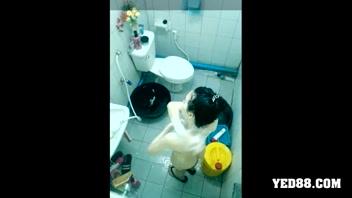 โลกโป๊ แอบถ่ายในห้องน้ำ แอบถ่ายตอนอาบ แอบดูหี แอบxxx