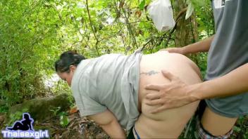 แอบเย็ด เอากันในป่า เย็ดในสถานที่ท่องเที่ยว เย็ดหีเจ้ เย็ดสาวอ้วน